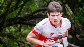 Fabian Hertner ist der bekannteste Läufer der OLV Baselland.