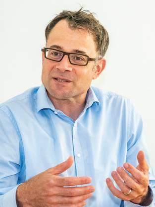 Anmassend: Regierungsratskandidat Kaspar Sutter (SP).