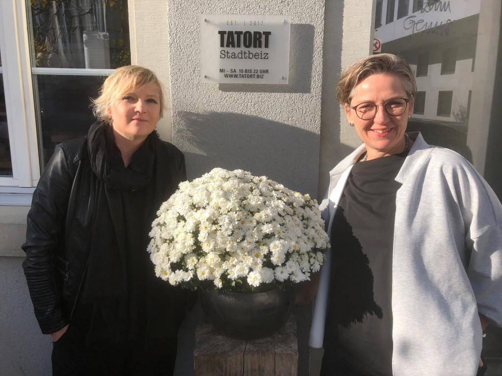 Tatort Stadtbeiz Altstätten (© FM1Today/Vanessa Kobelt)