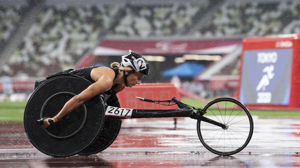 Hug mit Weltrekord zum zweiten Gold – Schär gewinnt Silber