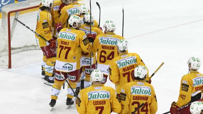 Langnau jubelt in Genf und glaubt weiter an die Playoffs