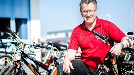 Hanspeter Luzio, Präsident Chlausgesellschaft Boswil/Kallern