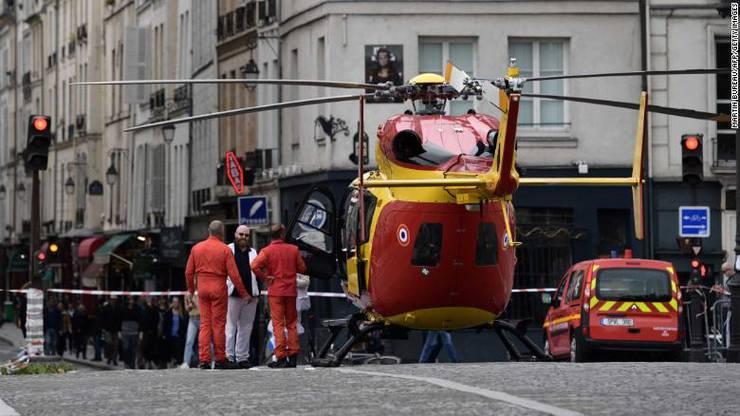 Es gab mehrere Verletzte.