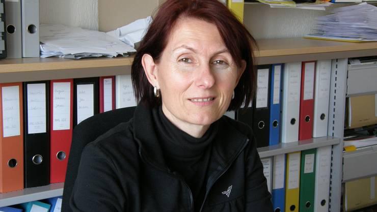 Myriam Huber-Hartmann, die neue Mitarbeiterin der Amtsvormundschaft Bezirk Bremgarten. (ba)