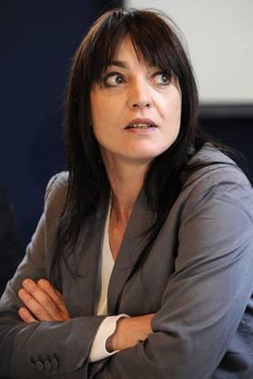 Valérie Garbani (alt Nationalrätin SP, NE)