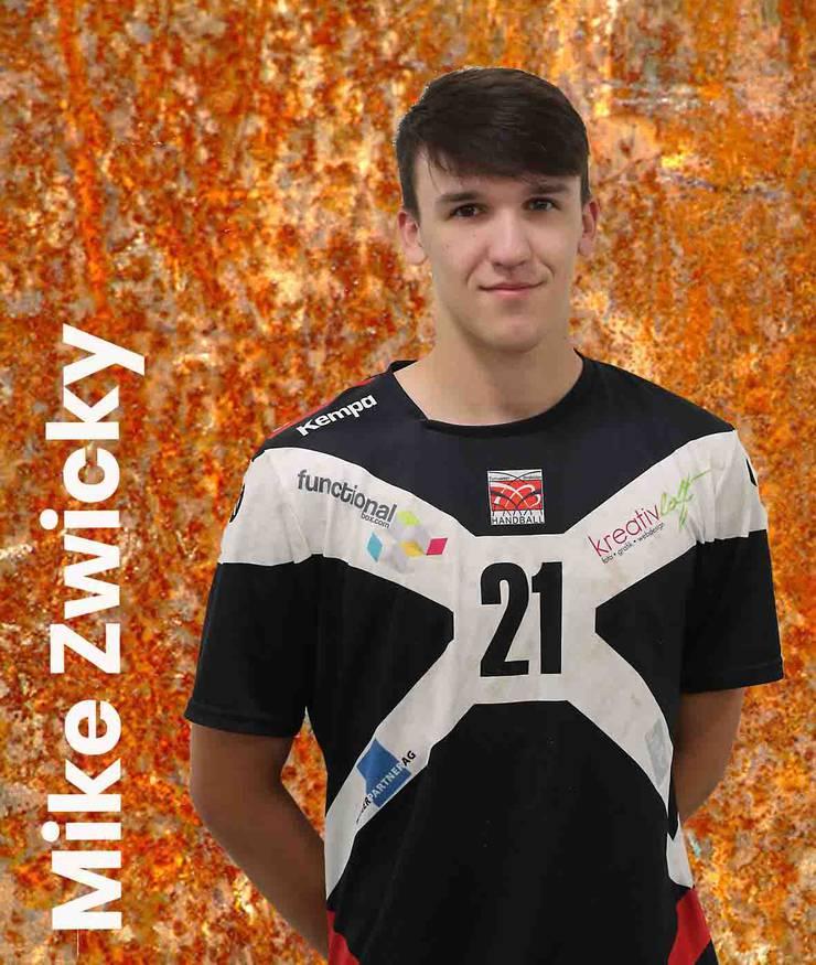 Mike Zwicky.