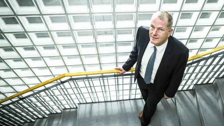 Stephan Attiger: «Die im Aargau bestehenden Kernkraftwerke haben nichts damit zu tun, wo ein Tiefenlager hinkommen soll.»