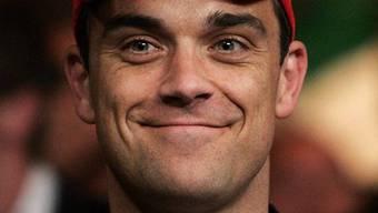 Robbie Williams begeistert (Archiv)