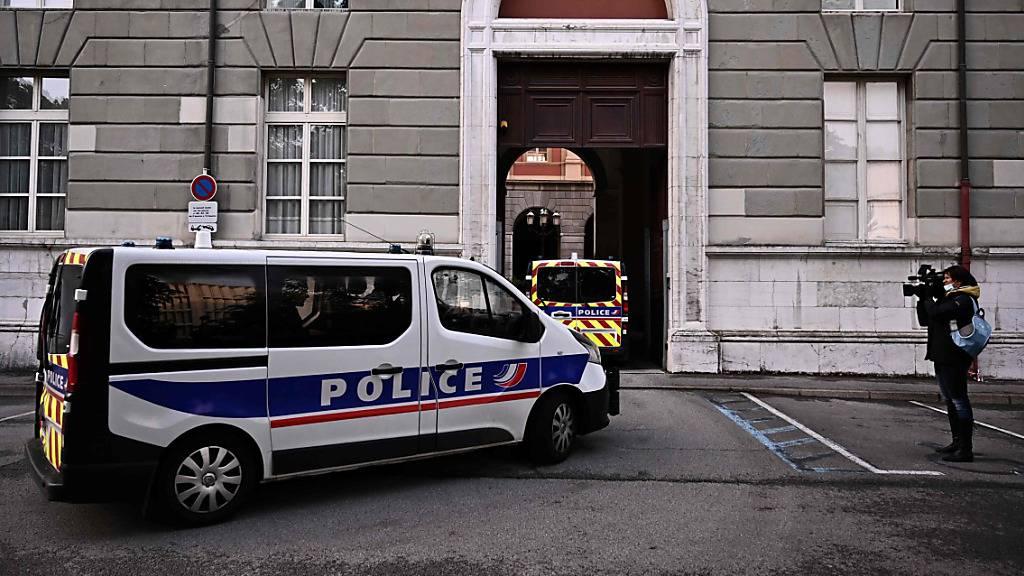 Spektakulärer Mordprozess beginnt in Frankreich