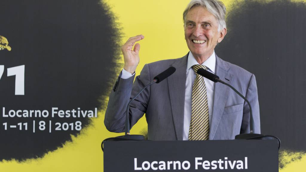 Locarno-Filmfestival-Präsident aus Spital entlassen
