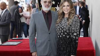 Nun hat Rita Wilson genau wie ihr Ehemann, Tom Hanks, auch einen Hollywood-Stern.