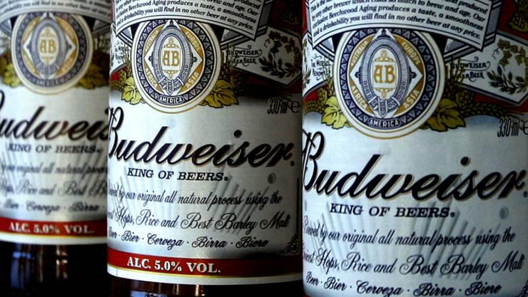 Budweiser Bier (Archiv)