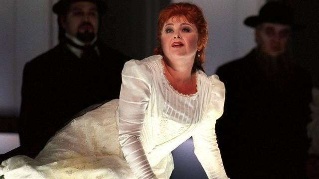 Sopranistin Edita Gruberova kehrt auf die Opernbühne in Zürich zurück (Archiv)