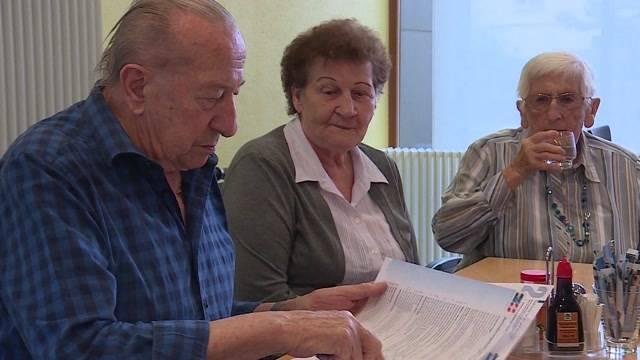 Keine Steuererklärung mehr für Senioren?