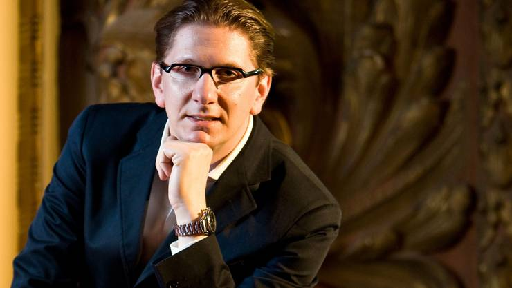 Aviel Cahn - Opernintendant mit Visionen.