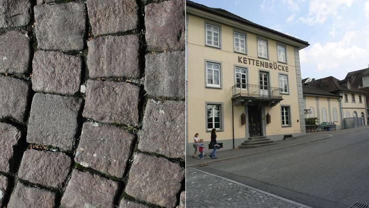 Der Aarauer Steinwerfer wurde vom Bezirksgericht Aarau zu 13 Monaten teilbedingter Haftstrafe verurteilt