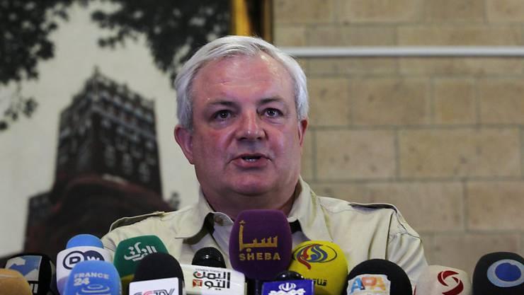 Erstmals seit seinem Amtsantritt als UNO-Nothilfekoordinator weilte O'Brien im Bürgerkriegsland Syrien.