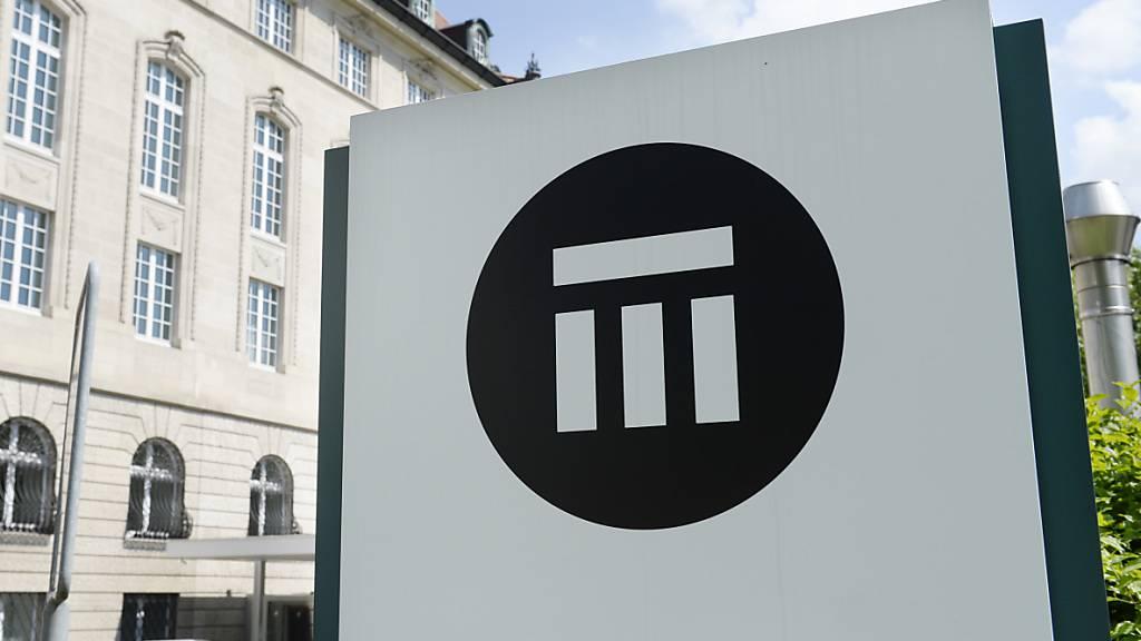 Swiss Re erleidet Halbjahresverlust von 1,1 Milliarden Dollar