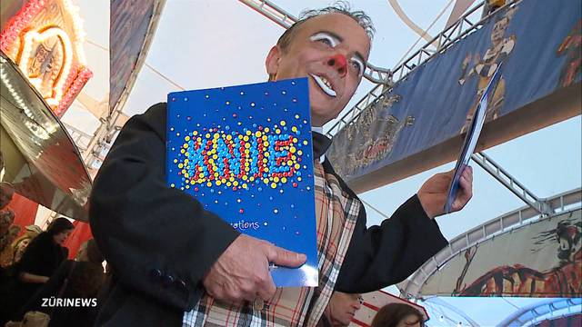 Knie-Clown «Spidi» hat Freitod gewählt