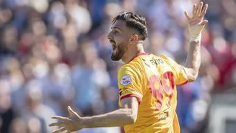 Kemal Ademi jubelt fortan für Basel