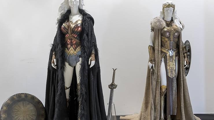 """An der Fantasy Basel werden an diesem Wochenende unter anderem auch die """"Wonder Woman""""-Orikinalkostümer präsentiert."""