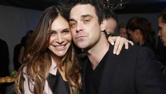 Ayda Field und Gatte Robbie Williams mögen Botox (Archiv)