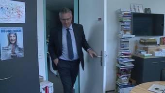 Die Aargauer Staatsanwaltschaft geht nicht weiter auf die Strafanzeige gegen Andreas Glarner ein.