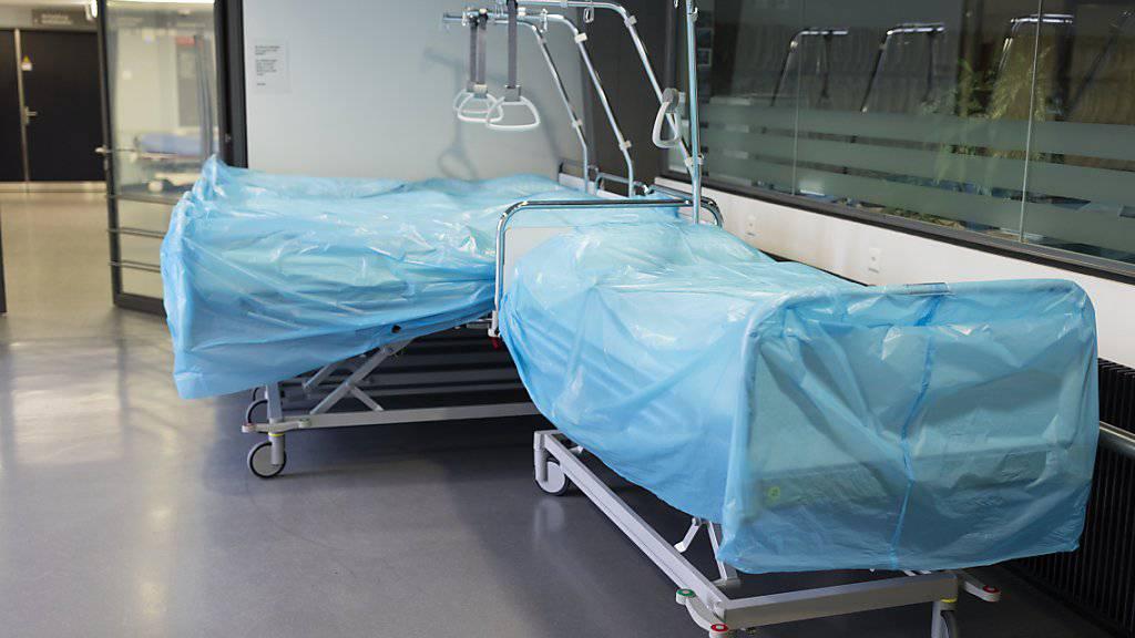 Die Klinik Belair in Schaffhausen steht vor der Schliessung. 28 Betten werden wahrscheinlich nicht mehr gebraucht. (Symbolbild)