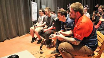 E-Sports im Museum: Angesprochen fühlten sich ausschliesslich jüngere Männer.