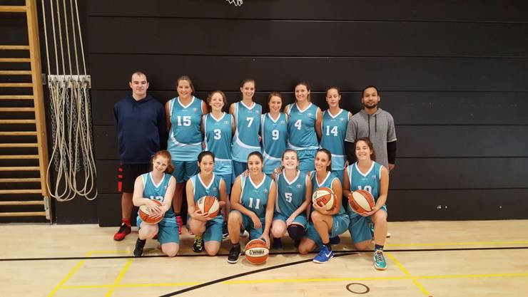 1. Damenmannschaft Boniswil-Seengen Basketball