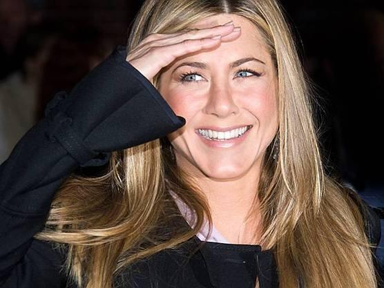 Jennifer Aniston hat eine wilde Seite