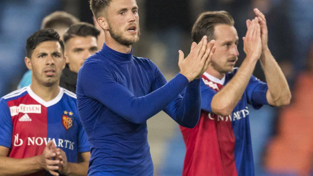 Aufatmen ohne Überschwang beim FCB