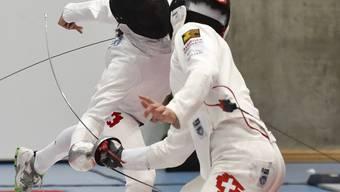 Die Schweizer Degenfechter werden erstmals seit 1988 wieder mit einem Männer-Team an Olympischen Spielen teilnehmen