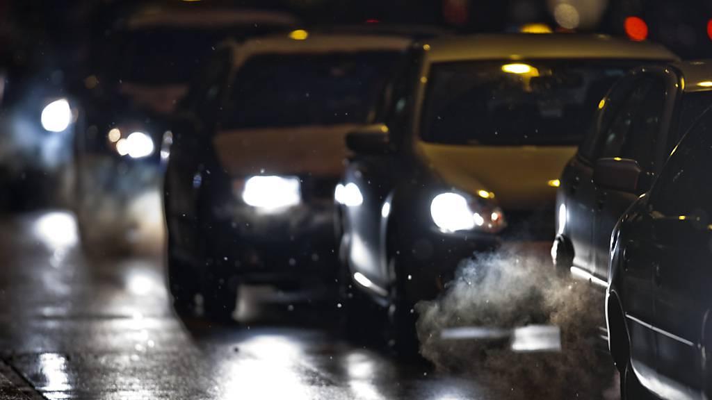 Weniger Autos auf Ausserrhoder Strassen wegen Corona