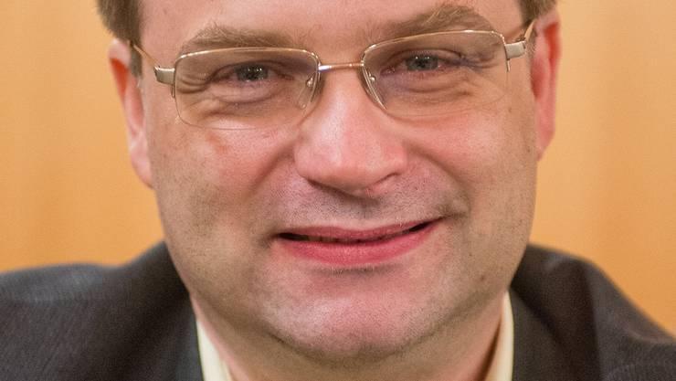 Michael Merkli, BDP-Einwohnerrat: «Das Gefühl, gebraucht zu werden, steigert das Selbstwertgefühl.»
