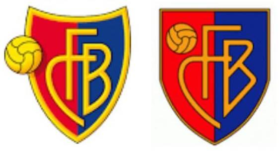 Neues und altes Logo