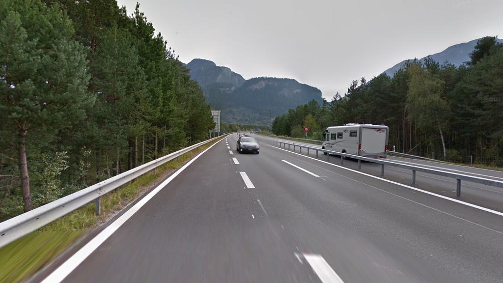 Chauffeur aus Niederlanden fährt als Geisterfahrer auf A13