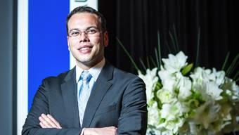 Philipp Knecht, Chefökonom der Neuen Aargauer Bank.
