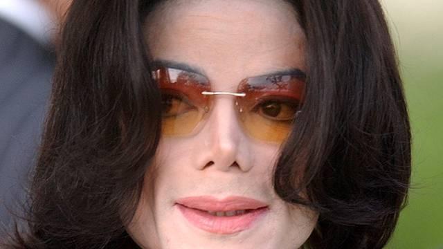 Popstar Michael Jackson (Archiv)