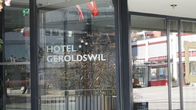 Im Hotel Geroldswil sollen Wohnungen entstehen.