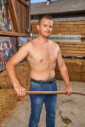Simon Kalt im Bauernkalender 2019