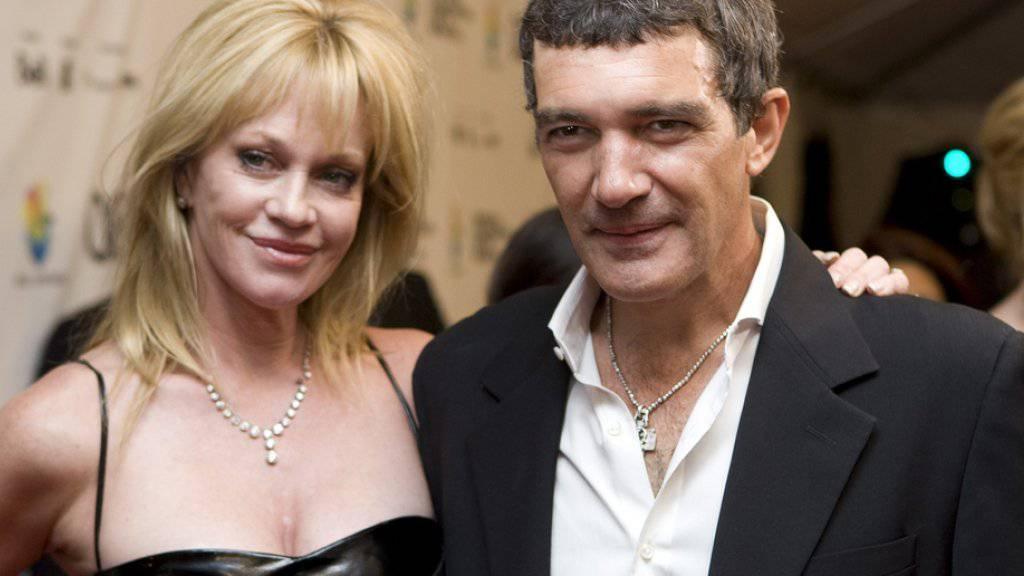 Jetzt ist es amtlich: Melanie Griffith und Antonio Banderas sind nicht nur längst getrennt, sondern nach fast 20-jähriger Ehe auch offiziell geschieden (Archiv).