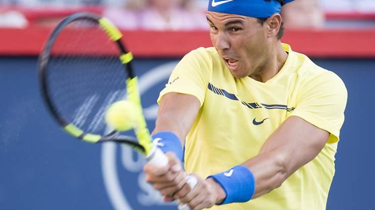 Rafael Nadal kämpfte lange Zeit mit Problemen wegen seiner Füsse – Experten suchten und fanden in monatelanger Arbeit und im Auftrag von Nike Lösungen.