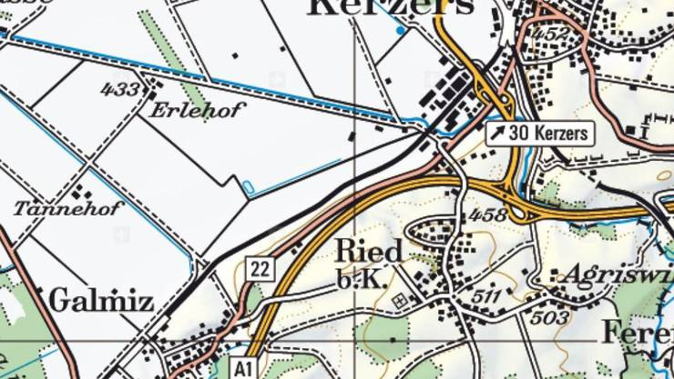 Pech für die Passagiere: Gleich zwei S-Bahnzüge der BLS, die zwsichen Bern und Payerne VD verkehren, blieben am Montagabend zwischen Kerzers und Galmiz im Kanton Freiburg auf der Strecke stehen wegen Fahrzeugstörung.