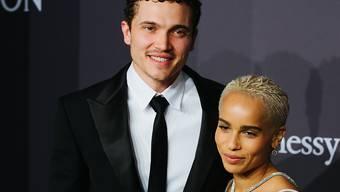 Die Ehe des Schauspieler-Ehepaares Karl Glusman und Zoe Kravitz ist gescheitert. (Archivbild)