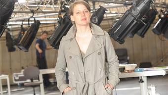 Johanna Freiburg tritt morgen als Teil des «She She Pop»-Kollektivs in Basel auf.