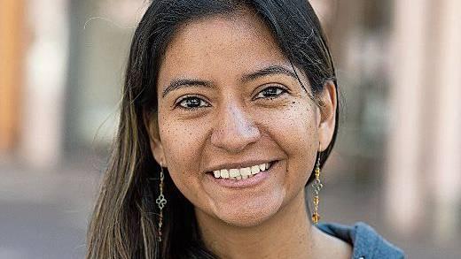 Ana Camacho, 33 aus Aarau, selbstständige Dekorateurin