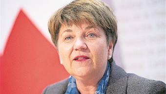 Die neue VBS-Chefin Viola Amherd steht vor einer Herkulesaufgabe.