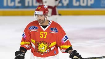 Goran Bezina hängt noch eine zweite Saison in Siders an