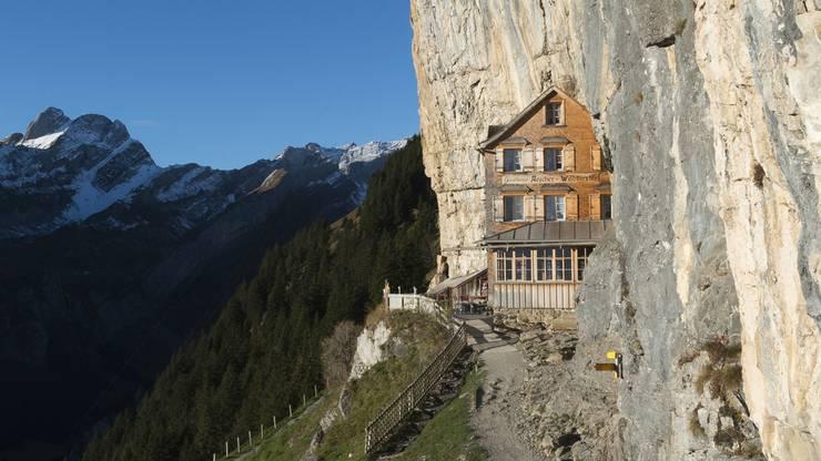 Das berühmteste Gasthaus im Alpstein wird neu von einem Pächterteam geführt.